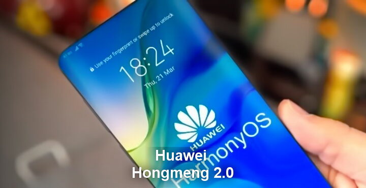 Huawei Hongmeng 2.0 ready to use