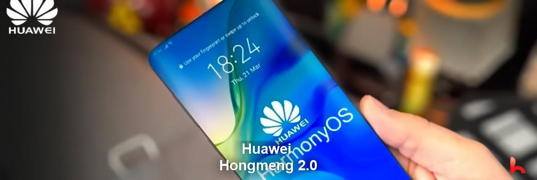 Huawei Hongmeng 2.0 ready to use