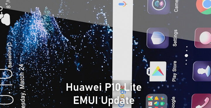 Huawei P10 Lite, EMUI update 8.0.0.398, Huawei P10 Lite Specifications