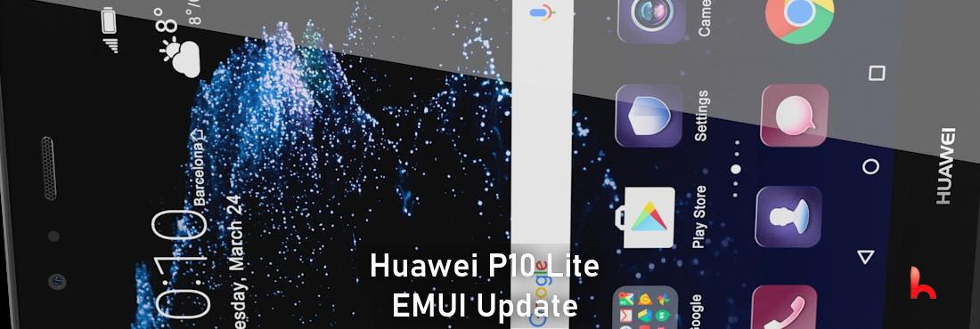 Huawei P10 Lite, EMUI update 8.0.0.398, Huawei P10 Lite Specifications