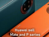 Will Huawei sell Mate and P series models?