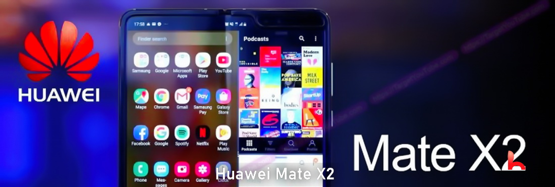 Huawei Mate X2 folding design launch postponed