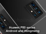 Huawei P50 series comes in two versions of Android and Hongmeng