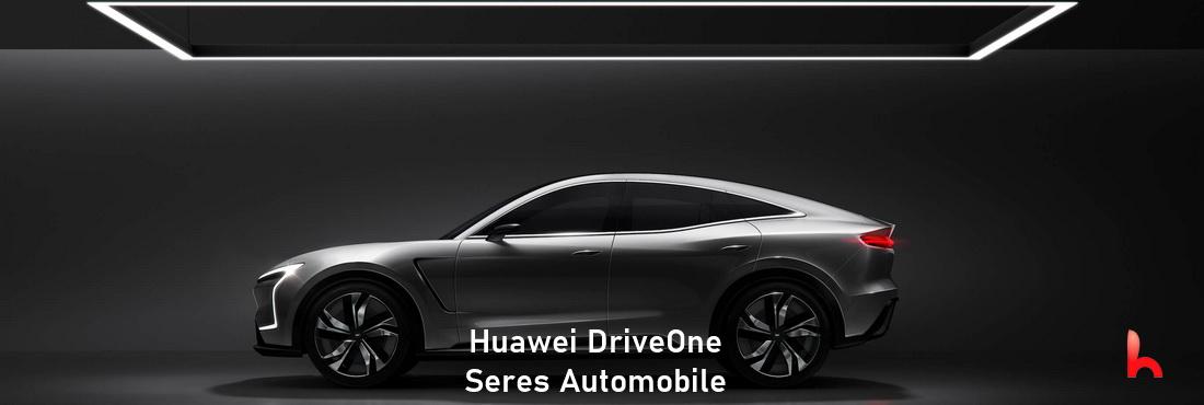 Seres Automotive Introduces Huawei DriveOne Technology Long Range Car