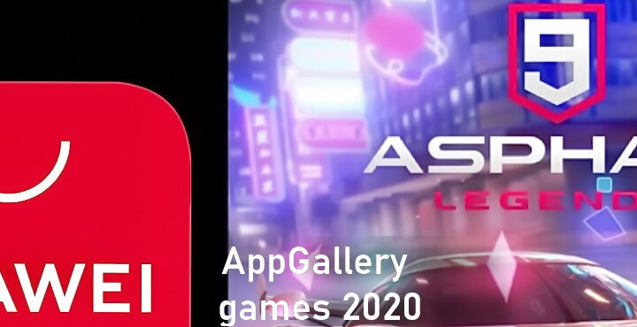 Huawei announces the best AppGallery games of 2020