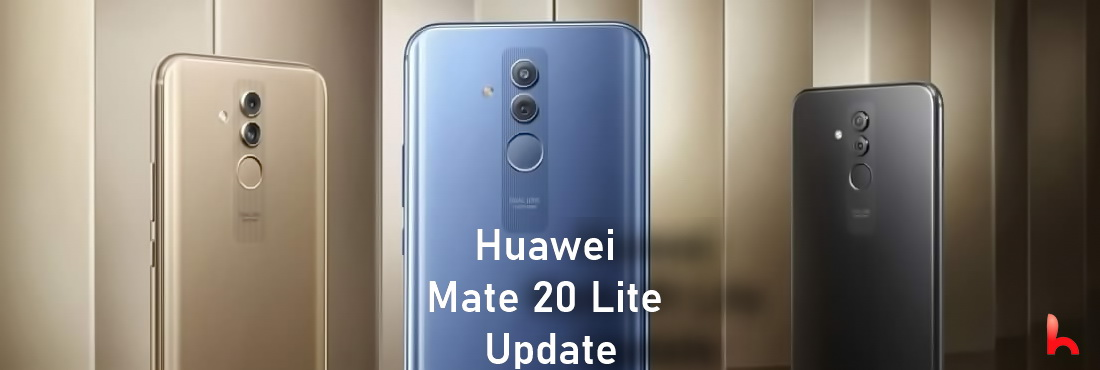 Huawei Mate 20 Lite Update is ready to install, version 10.0.0.273