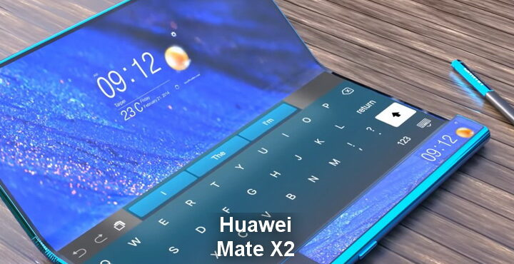Huawei's Mate X2 folding screen phone, which comes with a 5nm chip, is scheduled to launch at the end of February