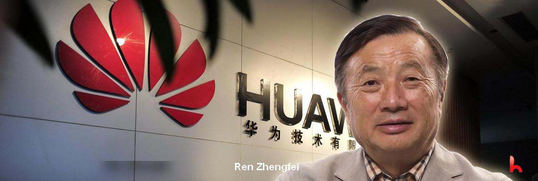 Huawei Founder Ren Zhengfei expects Biden management to be positive
