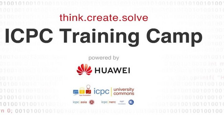 ICPC Training Camp powered by Huawei