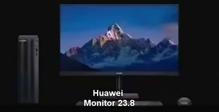 Huawei launches its first monitor in Germany