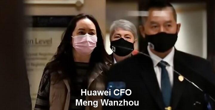Huawei CFO Meng Wanzhou's looser bail conditions denied