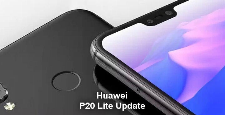 Huawei P20 lite January Security Update, update to version 9.1.0.376