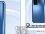 Huawei P40 4G Version Released
