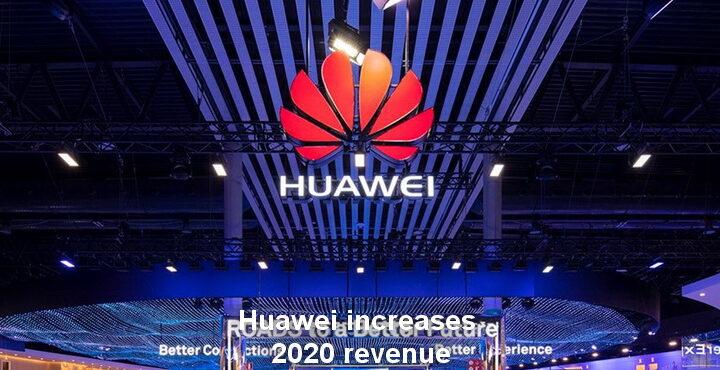 Huawei increases 2020 revenue despite US sanctions