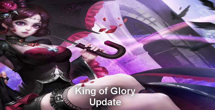 """King of Glory"" will receive the new update on February 6, 2021."