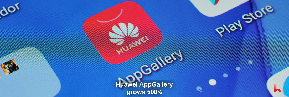 AppGallery grows with 500% more games and 77% more developers in one year