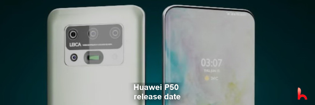 Huawei P50 series to be released on April 17