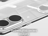 Huawei P50 series, images revealed