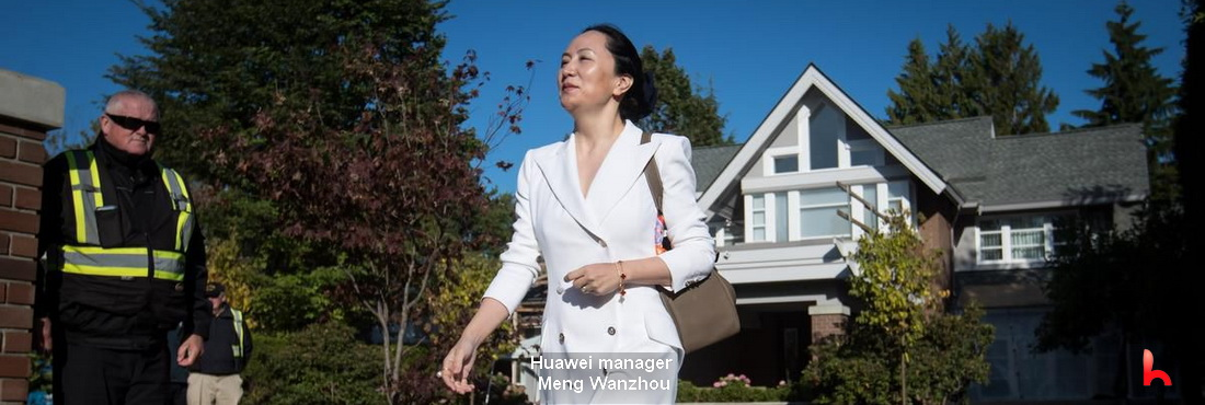 Huawei manager Meng Wanzhou extradition war continues