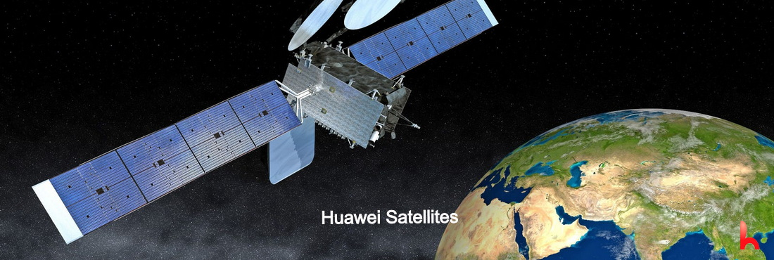 Huawei Satellites Will Be Sent To Space Soon