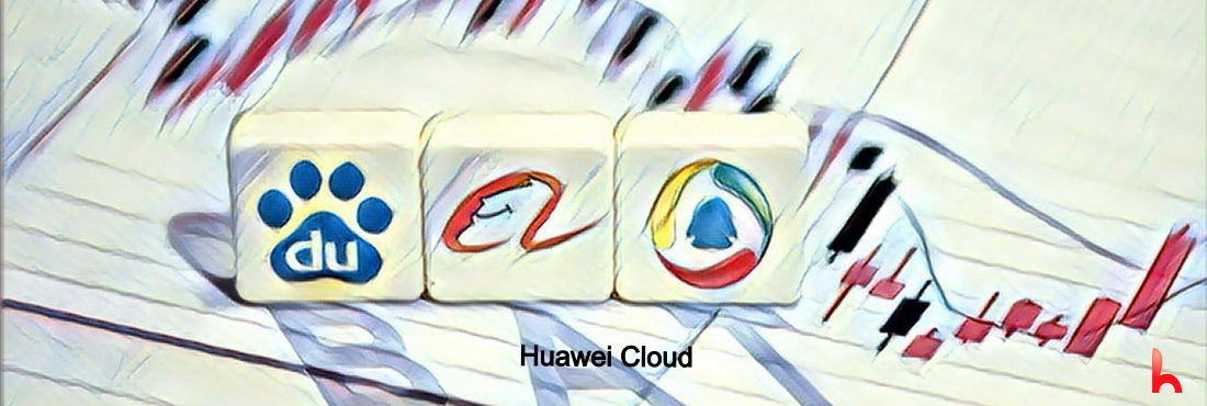 Huawei Cloud ranks fifth in the world