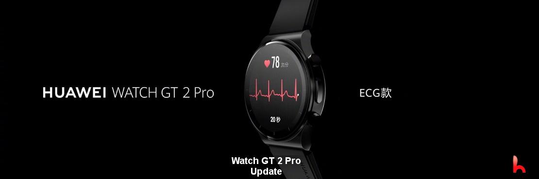 Watch GT 2 Pro, New Update Released