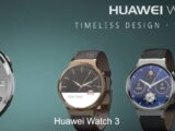 Huawei Watch 3 is expected to be released next week