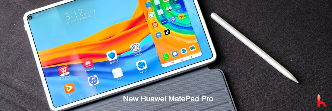 New product features of Huawei MatePad Pro