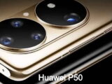 Huawei P50 New Camera Design Images