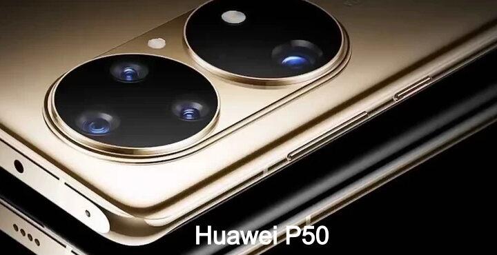Huawei P50 New Camera Design Images