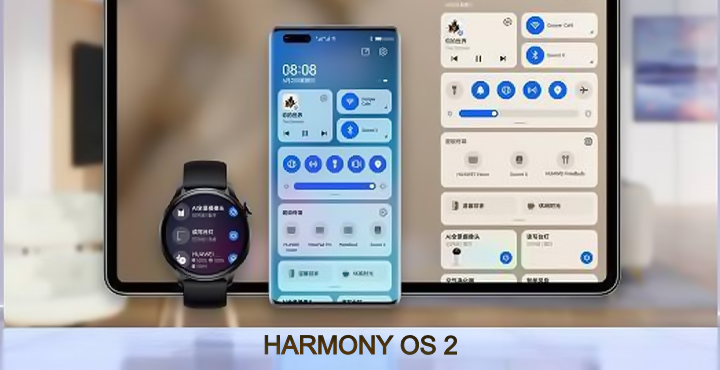 Huawei has released HarmonyOS 2