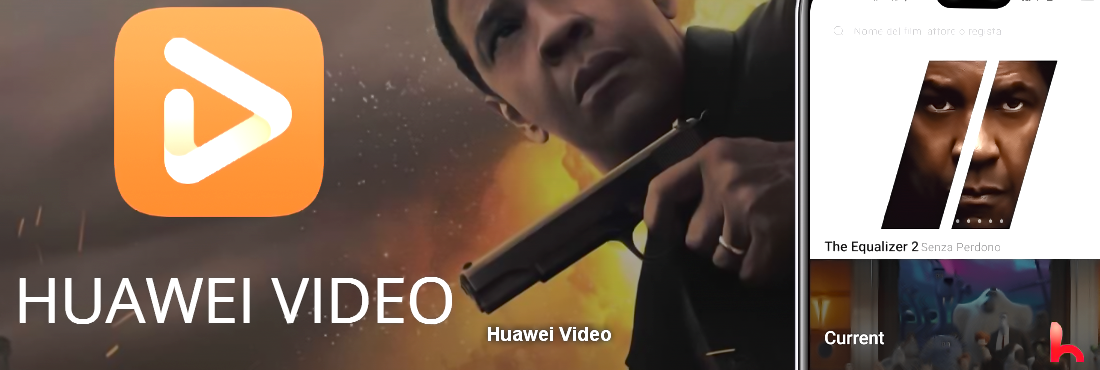 What is original Huawei Video with 230 million users, download Huawei video