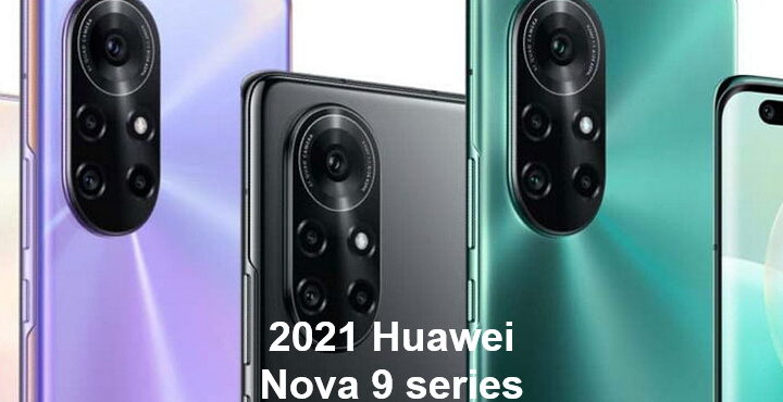 Huawei Nova 9 series will be launched at the end of September