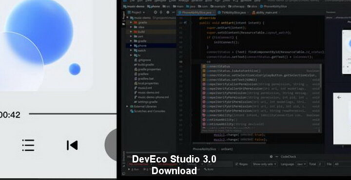 Huawei DevEco Studio 3.0 released, download and try