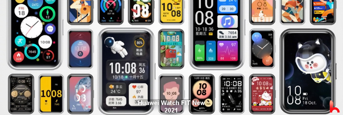 Huawei Watch FIT 2021 model new smart watch price and features