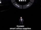 What are Huawei smart office supplies