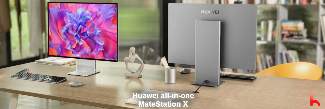 Huawei launches all-in-one MateStation X, features and price