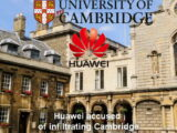 Huawei accused of infiltrating Cambridge University research center
