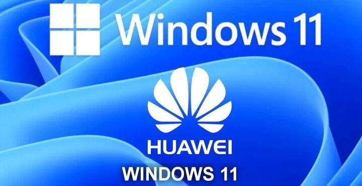 Huawei MateBook announces windows 11 compatible