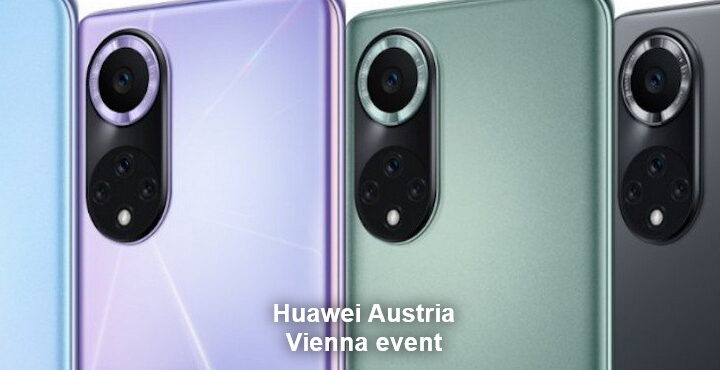 Huawei Nova 9 and Nova 8i will be launched in Austria on October 21