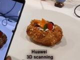 Huawei HarmonyOS 3D scanning, 360 degree photo taking Technology