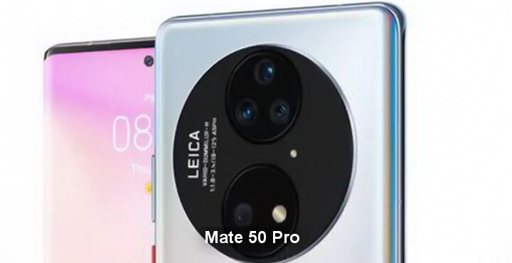 Huawei Mate 50 Pro concept machine appeared