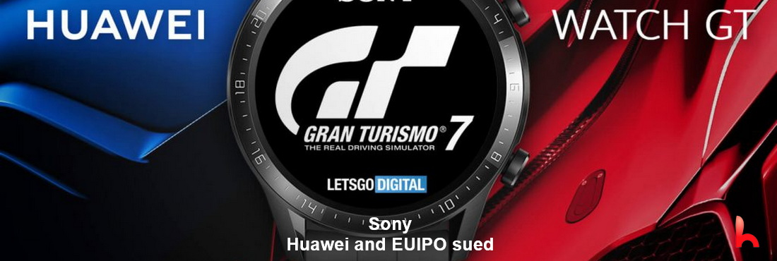 Sony sues Huawei and EUIPO for copyright infringement